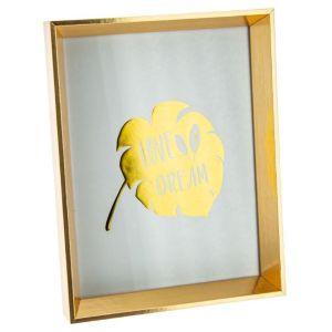 Купить Фоторамка Русские подарки 187113 для фото 15*20 см 17*22 см цвет золото
