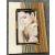 Купить Фоторамка Русские подарки 33772 для фото 10*15 см 17*1*22 см цвет дерево/бежевый