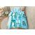 Купить Постельное бельё Василиса 1,5-сп. (70*70) Тинейджер Ламы 9375/1 цвет бирюзовый