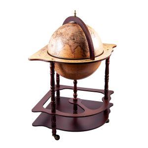 Купить Глобус-бар Русские подарки 47089 Brigant 53*53*93 см