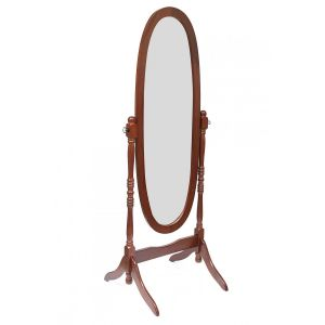 Купить Зеркало TetChair NY-4001 59*49,5*150 см цвет вишня