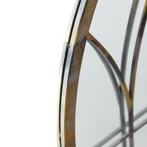 Купить Зеркало TetChair PL08-9800S Molet садовое цвет серо-коричневый