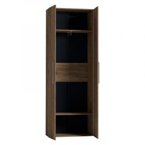 Купить Шкаф ГМФ ГМФ-Natura 92 Шкаф для одежды,фасад стандарт (Дуб цвет дуб табачный craft