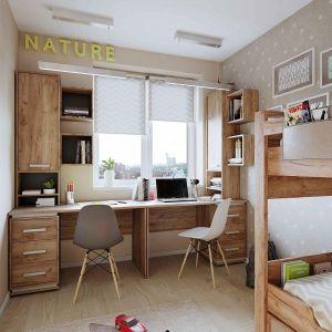 Купить Полка навесная ГМФ ГМФ-Natura 100 Куб 3 (Дуб табачный Craft) цвет дуб табачный craft