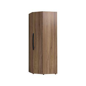 Купить Шкаф ГМФ ШК156 стандарт Nature цвет дуб табачный craft/черный