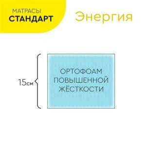 Купить Матрас Орматек Энергия 140*200