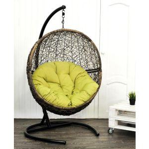 Купить Подвесное кресло ЭкоДизайн Lunar Coffee