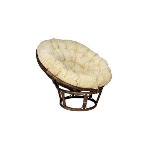 Купить Кресло из натурального ротанга ЭкоДизайн 23/01 Б Papasan