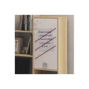 Купить Стол письменный Мебельсон Ст1 Энерджи цвет дуб сонома/белый