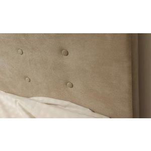 Купить Кровать Комфорт-S Ханна М1 160*200 с подъемным механизмом цвет бруно 04