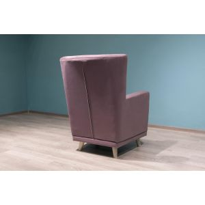 Купить Кресло Комфорт-S Интерьерное new цвет newtone plum