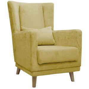 Купить Кресло Комфорт-S Интерьерное new цвет newtone yellow