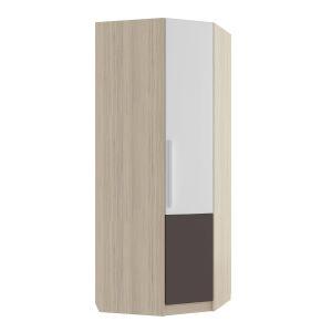Купить Шкаф Комфорт-S М3 Илия цвет туя светлая/ шоколад / белый
