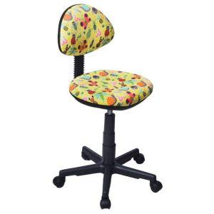 Купить Кресло компьютерное Фабрикант Логика цвет #19 бабочки