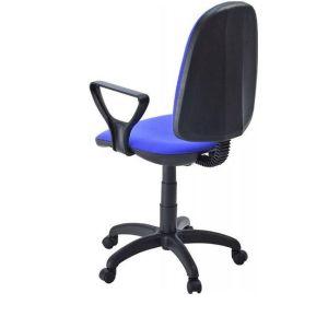 Купить Кресло компьютерное Фабрикант Престиж цвет ТК-10 синий