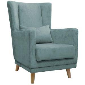 Купить Кресло Комфорт-S Интерьерное new цвет newtone aqua blue