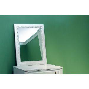 Купить Зеркало Комфорт-S Гертруда М10 цвет белая лиственница/ясень жемчужный