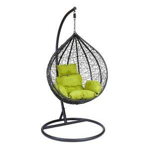 Купить Кресло из натурального ротанга ЭкоДизайн Z-03 (A) цвет black