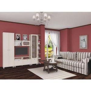 Купить Гостиная Комфорт-S Виктория цвет туя светлая/крем-брюле