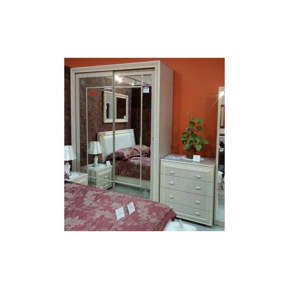 689895fdc Спальный гарнитур Аквилон Калипсо цвет туя светлая купить в Сэлдом ...