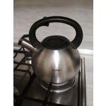 Купить Чайник на плиту Tefal C7921024 2,5 л цвет черный/металлик