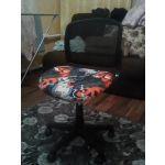 Кресло компьютерное Бюрократ CH-296NX цвет графит