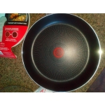 Сковорода Tefal Extra 28 см цвет чёрный