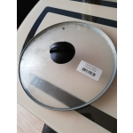 Крышка Helper 4507 28 см, стекло, пароотвод