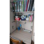 Стол компьютерный Комфорт-S Матеуш-1 цвет шимо светлый