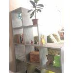 Купить Стеллаж ВПК Polini Home Smart каскадный 10 цвет бетон