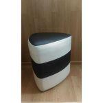 Купить Банкетка Гранд Кволити 6-5117 Норд цвет темно-коричневый/белый