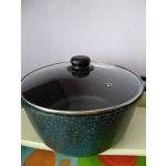 Купить Набор посуды Casta 006 Elizone цвет черный мрамор