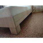 Кровать Аквилон К16 160*200 без основания Калипсо цвет туя светлая