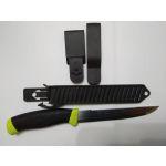 Нож MORA Morakniv Fishing Comfort Scaler 150 (11893) цвет черный/зеленый