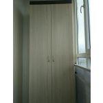 Купить Шкаф Комфорт-S М3 Ева-2 цвет туя светлая/туя темная