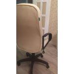 Кресло компьютерное Бюрократ T-898 цвет молоко