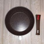 Купить Сковорода MoulinVilla BS-24-DI-DH 24 см цвет коричневый