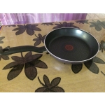 Купить Сковорода Tefal Cook Right 26 см цвет чёрный/сиреневый