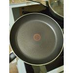 Сковорода Tefal Cook Right 28 см цвет фиолетовый/черный