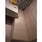 Кухонный уголок Комфорт-S Злата 1900 цвет манго 009