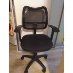 Кресло офисное Бюрократ CH-797AXSN цвет 26-28 черный/черный