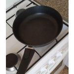 Сковорода Casta Megapolis ГТ24-СА 24 см цвет чёрный