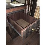 Тумба стола туалетного Аквилон ТСТ12.2.1 Калипсо цвет венге