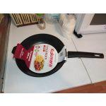Сковорода Kukmara Традиция с246а 24 см цвет чёрный