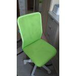 Кресло детское Бюрократ KD-9 цвет салатовый