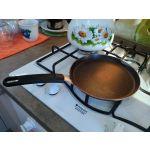 Сковорода блинная Tefal Extra 04165522 22 см цвет чёрный