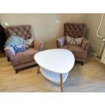 Купить Стол журнальный Мебель Импэкс Джилонг цвет белый