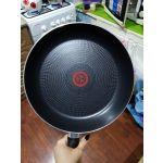 Сковорода Tefal Extra 26 см цвет чёрный
