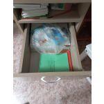 Стол компьютерный Комфорт-S Матеуш-5 цвет шимо светлый