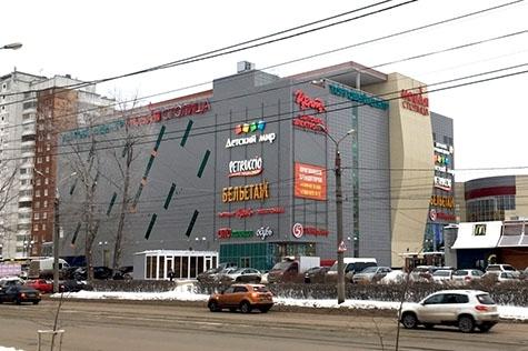 Улица Мира, дом 37, ТЦ «Новая Столица», 3 этаж, на территории магазина Корпорации